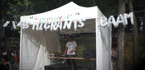 Bal des Migrant.e.s #4, 13 juillet 2019
